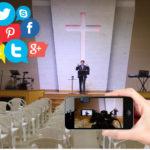 Transmisión de cultos cristianos en linea